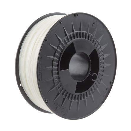 RS PRO 1.75mm Glow-in-Dark Green PLA 3D Printer Filament, 1kg