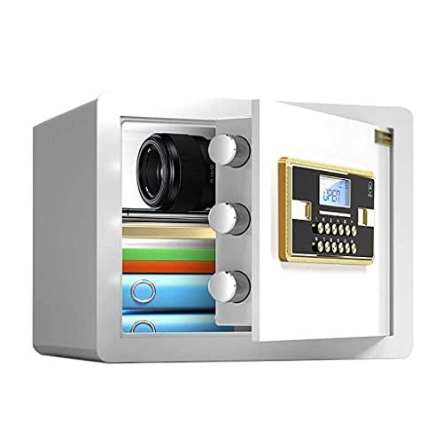 Cajas fuertes para gabinetes, cajas fuertes, hogar, huella dactilar pequeña, más caja fuerte para llaves Invisible, fijada en la pared, caja fuerte en miniatura integrada, mini hucha familiar, 30 cm e