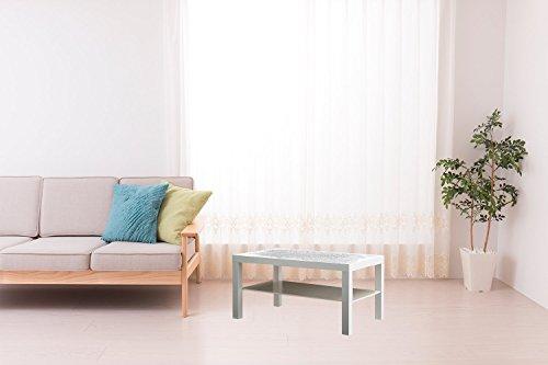 Mesa IKEA Lack Personalizada Trazos Lápiz Vinilo Auto Adhesivo | Medidas 1,18...