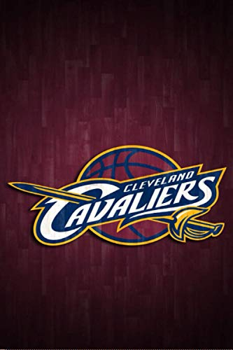 CLEVELAND CAVALIERS: (Basketball Club) Notebook / Journal / bloc note - 120 pages 6x9