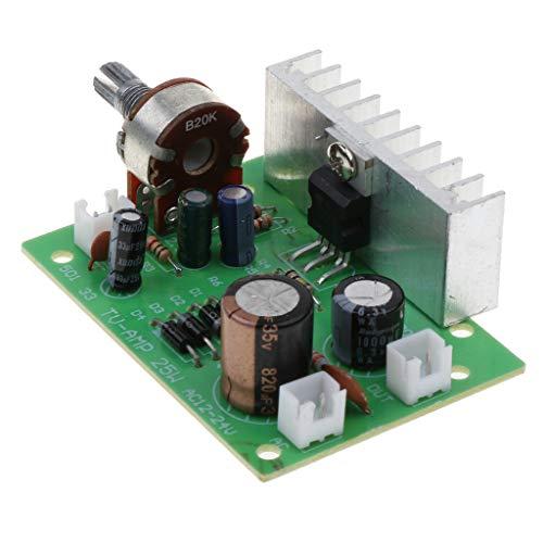 Gazechimp TDA2030 Mono Audio Amplificador De Potencia
