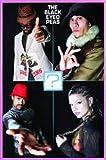 1art1 The Black Eyed Peas Poster und Kunststoff-Rahmen -