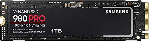 Samsung 980 PRO 1TB Interne M.2 PCIe NVMe SSD 2280 Retail MZ-V8P1T0BW