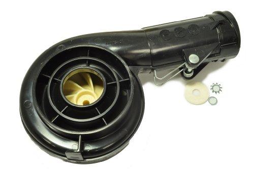 Oreck XL21 Upright Vacuum Cleaner Fan Housing Fan Assembl
