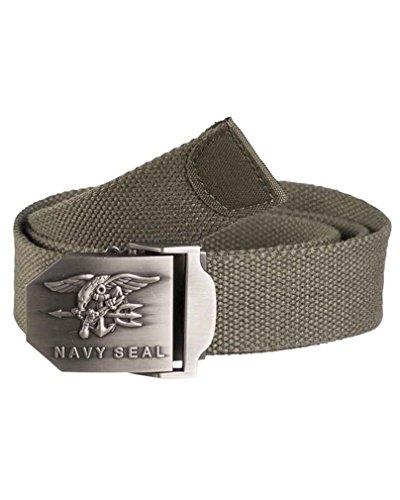 Mil-Tec US Navy Seal Cintura 38mm Oliva