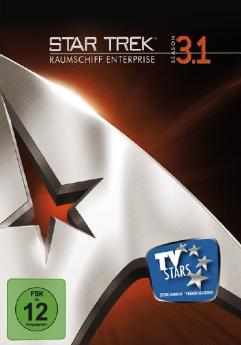 Raumschiff Enterprise - Staffel 3.1 (4 DVDs)