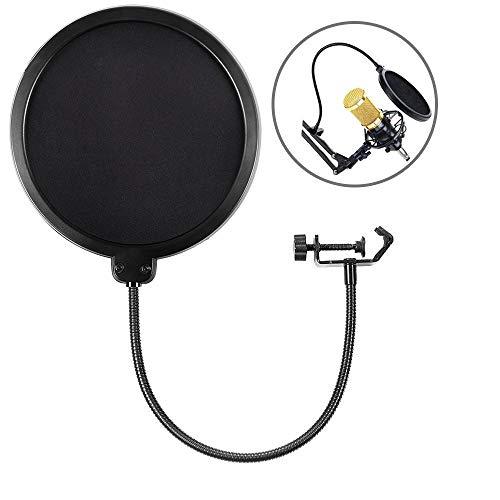 HAUEA supporto microfono regolabile professionale...
