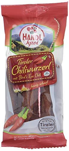 Handl Tyrol Tiroler Chiliwurzerl mit Bird's Eye Chili, 10er Pack (10 x 100 g)