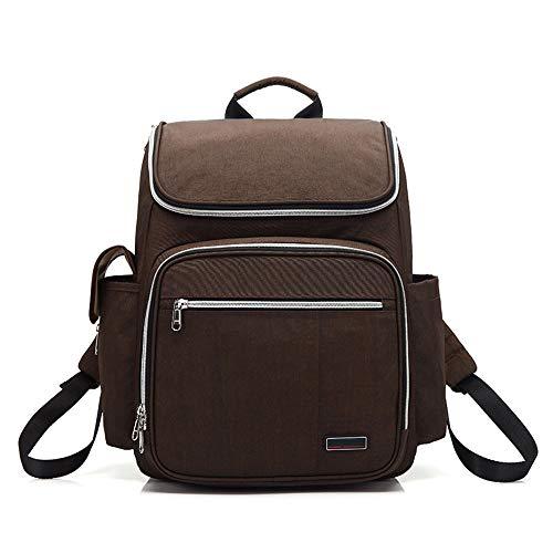 Wide Open Anti Theft Laptop Backpack, Water Repellent Daypack for Women and Men, Lightweight College School Bag Rucksack for Teens