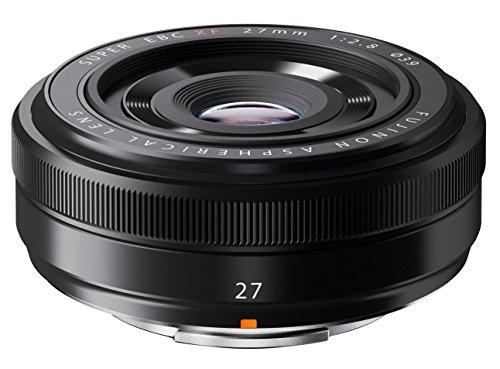 Fujifilm Fujinon XF-Objektiv (27mm, F2,8) schwarz