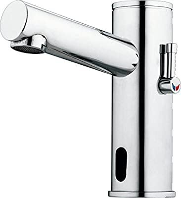 Delta Faucet DEMD-311LF Electronic Bathroom with Mixer, Chrome