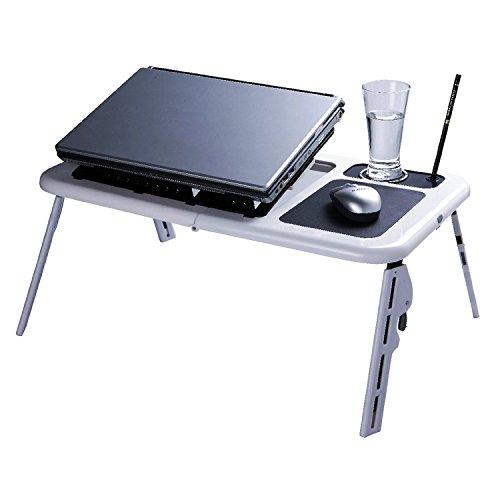 Mesa plegable Soporte Notebook ligeros ajustable mesa E-table