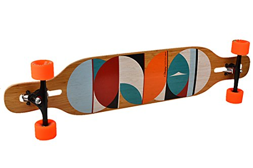 Loaded Dervish Sama Bamboo Flex 2 Komplett Longboard
