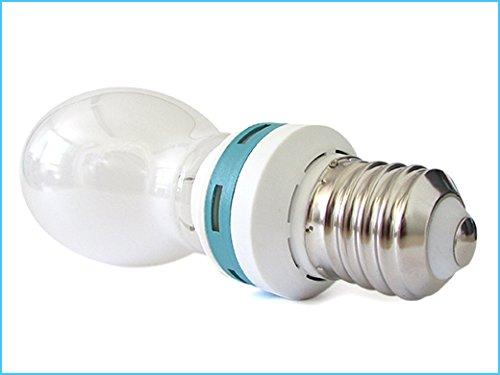 Lampada Xenon E40 Elliptical Opale Per Illuminazione Industriale Capannoni 150W Bianco Naturale 4600K