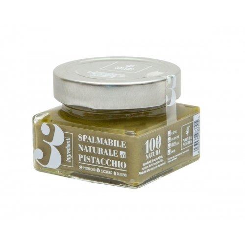 Bacco - crema spalmabile naturale di pistacchio 50% - 3 Ingredienti by Nelson Sicily
