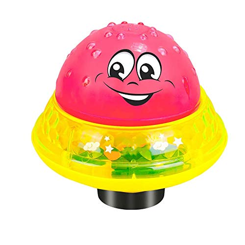 Check Out This aoligei Infant Children's Electric Induction Water Spray Toy, Baby Bath Fun Toys with...
