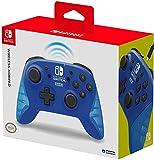 HORI - Horipad inalámbrico azul (Nintendo Switch)