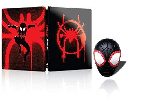 Spider-Man A new Universe - Exklusiv MAGNET Steelbook 4K Ultra HD Blu-ray + Blu-ray (Oscar 2019 Bester Animierter Spielfilm)