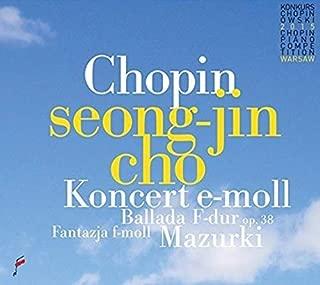 Chopin: Piano Cto In E Minor Op 11 / Mazurkas Op 3