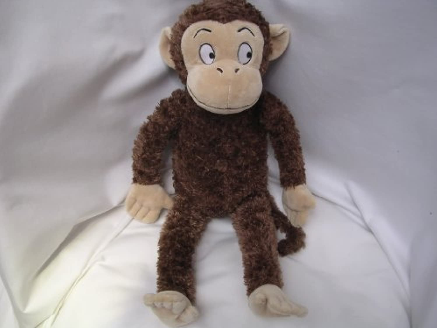 Monkey Plush Toy 15 from Giraffes Can't Dance Guy Parker Rees by Kohls Cares for Kids