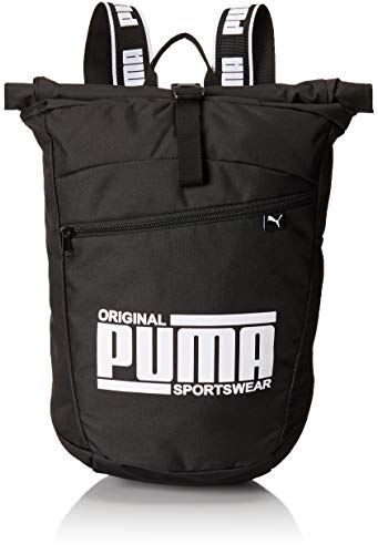 PUMA Sole Backpack Rucksack, Black, OSFA