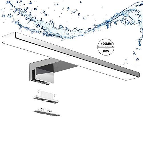 Aogled Lámpara de Espejo Led Luz Baño 10W 820LM 40cm 230V