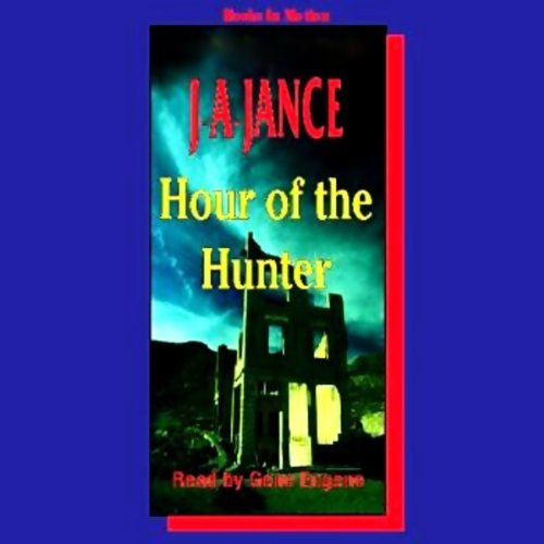 Hour of the Hunter audiobook cover art