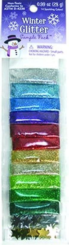 Sulyn Glitter Sample 14 Pack, Winter