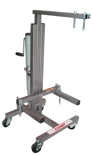 Champ Door & Bumper Dolly - Professional - 200lbs Capacity - Made in USA