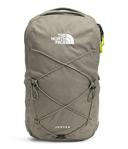The North Face Jester, Mineral Grey/Sulphur Spring Green, OS