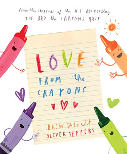 Image of Love from the Crayons