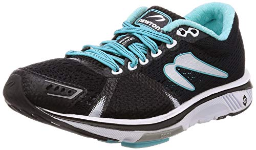 Newton Women's Gravity 7 Running Shoe Black/White 8.5