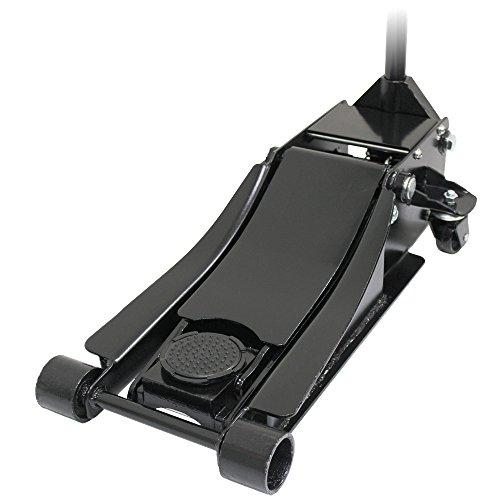 ガレージジャッキ 低床 フロアジャッキ 3.5t 3.5トン ジャッキ 油圧ジャッキ 低床ジャッキ デュアルポンプ式 ローダウン車対応