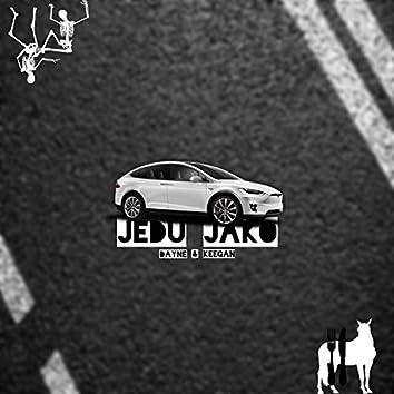 Jedu Jako Tesla (feat. Keegan)