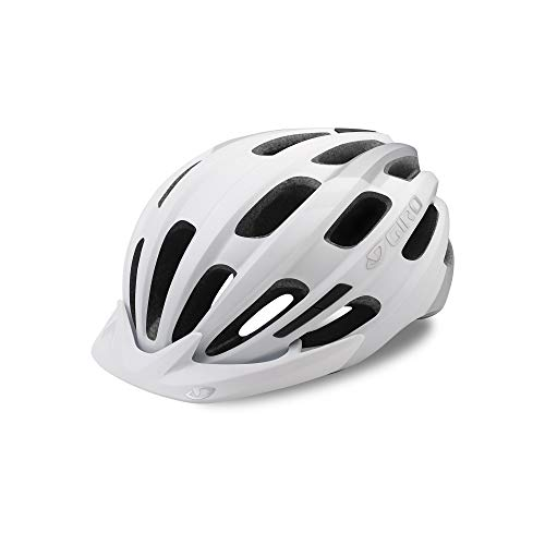 Giro Unisex– Erwachsene Register Fahrradhelm, Matte White, One Size