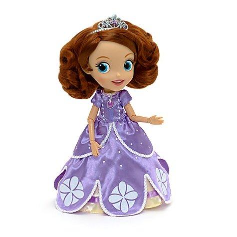 Disney Poupée chantante Princesse Sofia