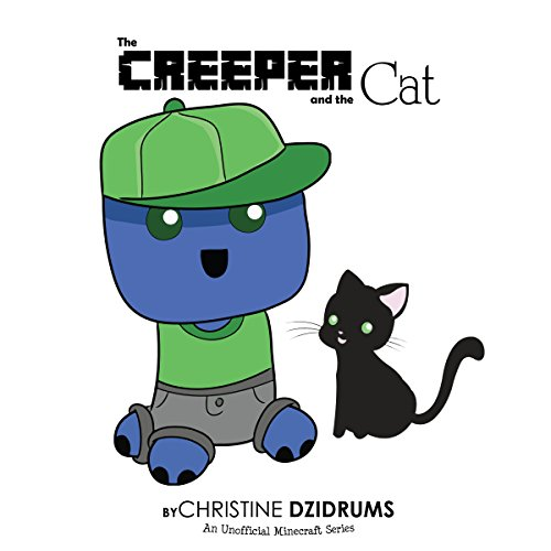 The Creeper and the Cat audiobook cover art