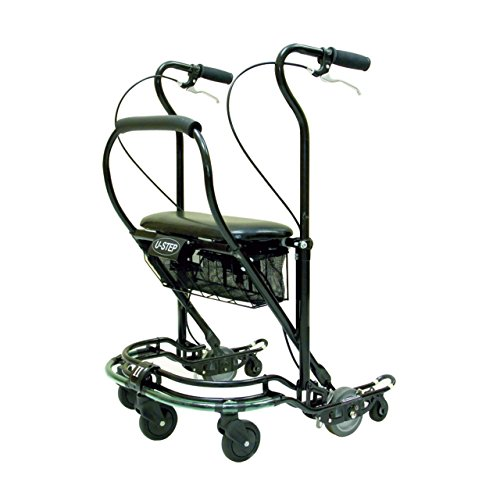 "U-Step 2 Nuero Standard Walker Without Cueing Module (Standard (5'2""-6'1"" Tall))"