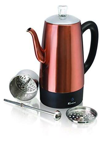 Euro Cuisine Electric Percolator