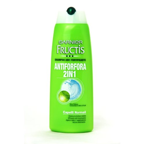 SHAMPOO FRUCTIS ANTI FORFORA 2 IN 1 250 ml