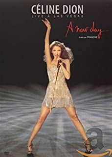 Céline Dion - Live in Las Vegas - A New Day... [Italia] [DVD]