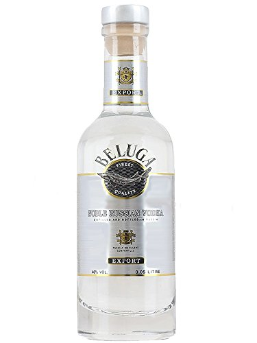 Beluga Noble Russischer Vodka 5 cl MINIATUR