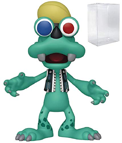 Funko Disney: Kingdom Hearts 3 - Goofy (Monster's Inc.) Pop! Vinyl Figure (Includes Compatible Pop Box Protector Case)