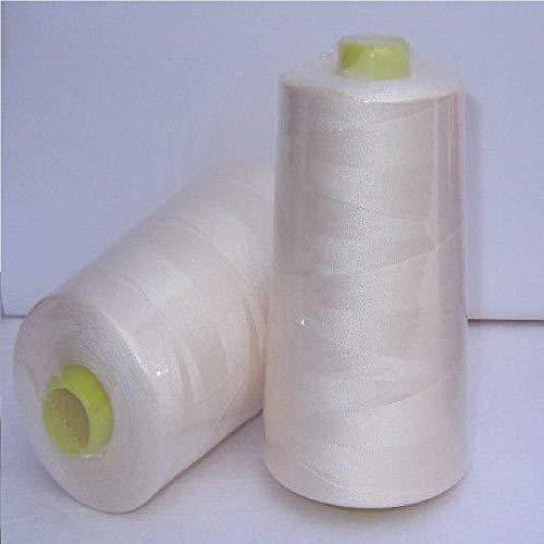 Crème Sewing Supplies Direct Pied de Machine à coudre Polyester Cônes de 4 000 £ 8,99 m