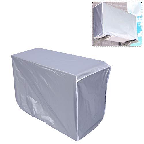 panthem Cubiertas de aire acondicionado para unidades exteriores, impermeable a prueba de polvo, cubierta de aire acondicionado para unidades de 1,5P, 2P, 3P, Plus (Para 1,5P)