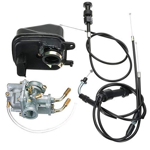 Kit carburateur avec filtre /à air c/âble d/étranglement pour Yamaha Y ZINGER PW50