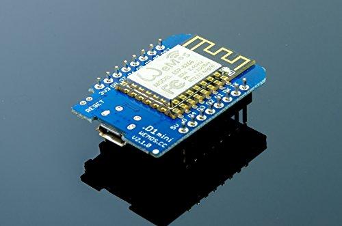 ACROBOTIC WeMos ESP8266 D1 Mini V2 IoT Arduino NodeMCU Raspberry Pi Wi-Fi Module