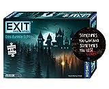 EXIT Das Spiel + Puzzle - Das SchwarzSchloss, Nivel: Einsteiger, Escape Room Juego con Puzzle + 1 x Exit Sticker