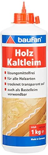 Baufan -   Holzkaltleim, für