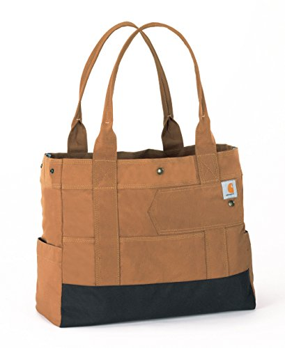 Carhartt Legacy Women's Tote East/West, Carhartt Brown